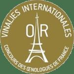 vinalies_gold_medal