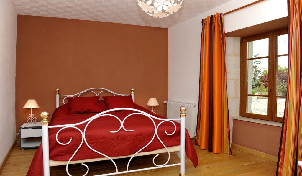 Chambre 2 Gîte Les Perrières Champagne WALCZAK