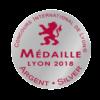 Lyon argent 2018