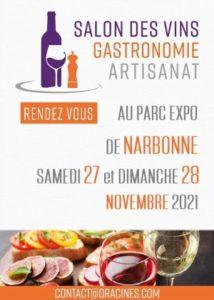 Salon des vins de Narbonne 2021