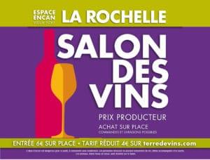 salon terre de vins la rochelle